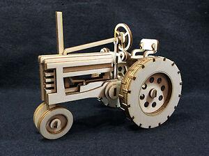 Farm Tractor Laser Cut Kit
