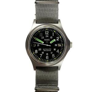MWC-G10-300m-Ltd-Edition-Brushed-Steel-Automatic-Military-Watch
