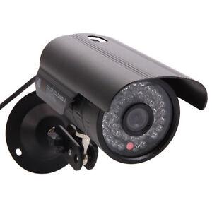 1200tvl Hd Color Outdoor Cctv Surveillance Security Camera