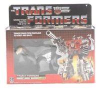Top Reissue G1 SLUDGE Transformers 100% Complete New DINOBOT Spielzeug Kinder