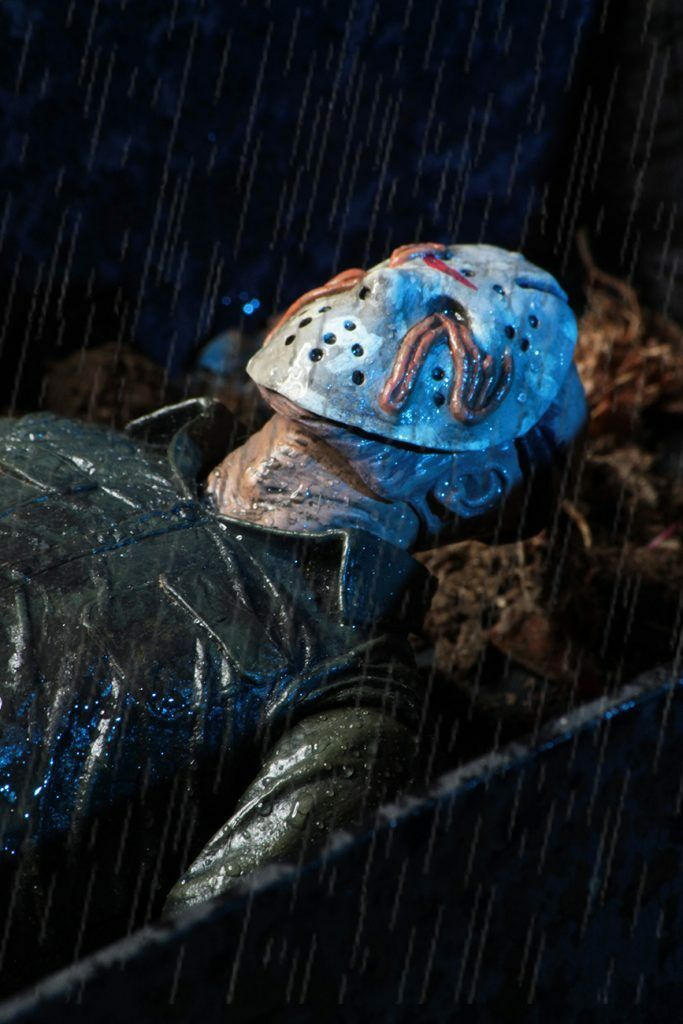 Friday 13th Part Part Part 5 Ultimate Jason Dream Sequence Action Figure NECA IN STOCK 30f4ab