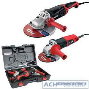 Flex-Amoladora-angular-inalambricas-L2100-L800-en-maleta-230mm-125mm-l21-6-L3709