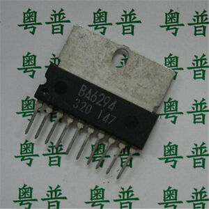 2pcs-BA6294-ROHM-INTEGRATED-CIRCUIT-SIP-10