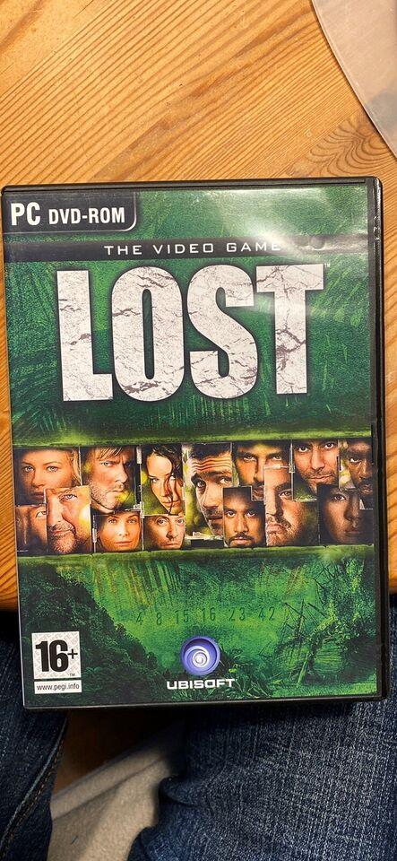 Lost, til pc, strategi