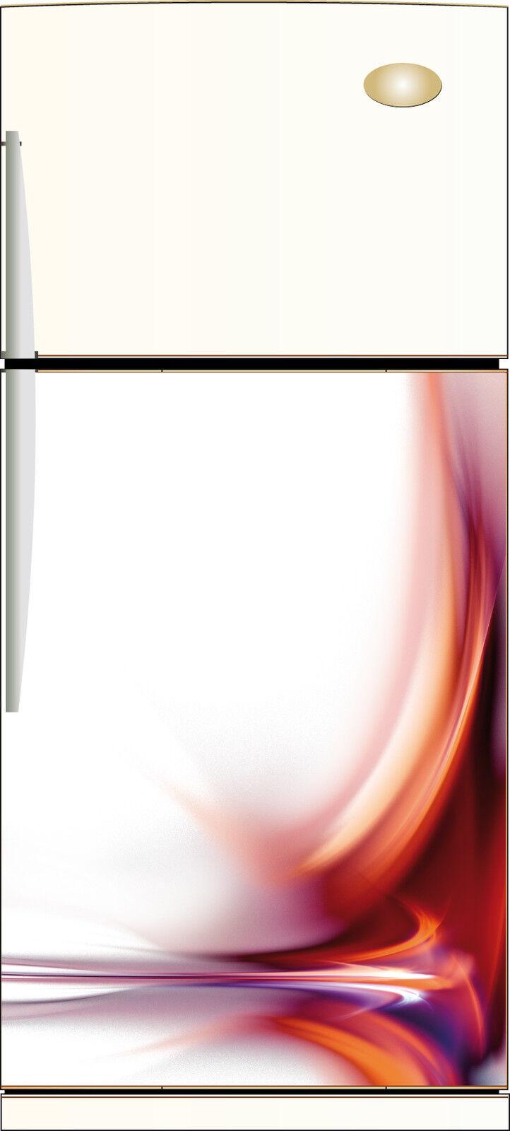 Adesivo Frigo Elettrodomestici Decocrazione Cucina Design 60x90cm Ref 057