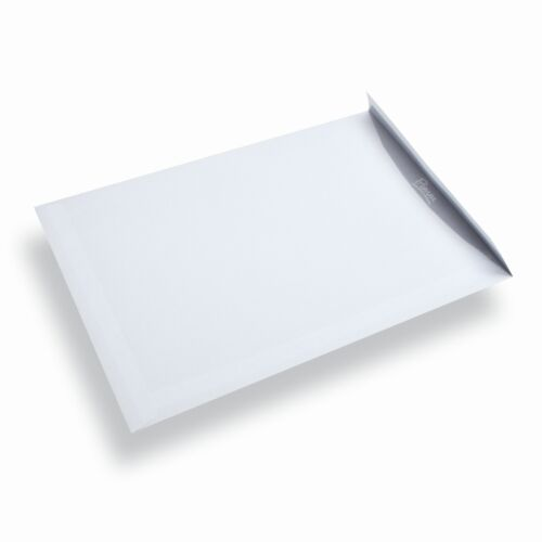 5x 10x 20x 50x 100x 250x Gummed SELF SEAL White Envelopes C6 A6 C5 A5 C4 A4