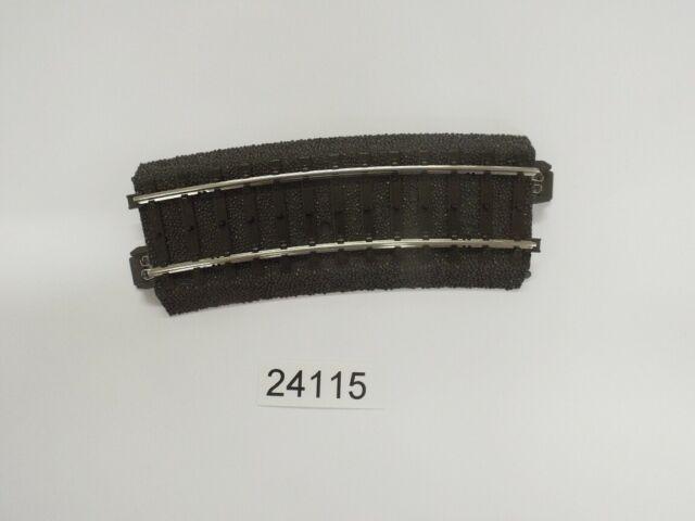 Märklin 24115 C Track Bent R1 - 1 Piece # # New #