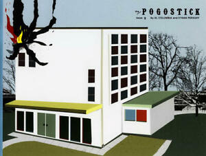 Pogostick 2 Al Columbia Ethan Persoff 1st Print Biologic Show Low Print Run NM