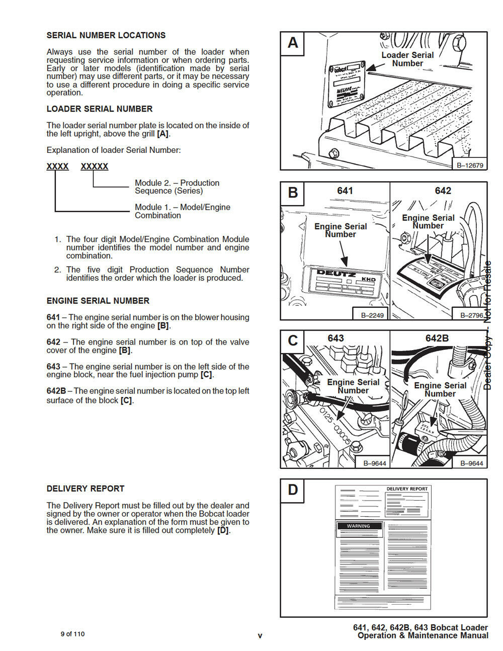 642 bobcat wiring diagram layout wiring diagrams u2022 rh laurafinlay co uk Bobcat  Skid Steer Wiring