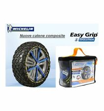 MICHELIN EASY GRIP EVOLUTION EVO 13 225/65-16 CATENA CALZA NEVE OMOLOGATE ITALIA