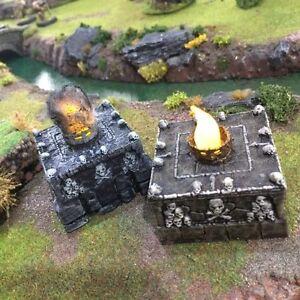 Details about Soul Burners 28mm Tabletop Games Printable Scenery Dwarven  Forge D&D Terrain
