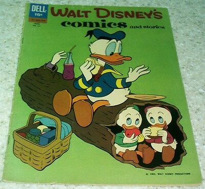shape! Walt Disney Comics and Stories #512 in FN to FN
