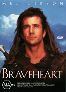 Braveheart-NEW-DVD-Region-4-Australia