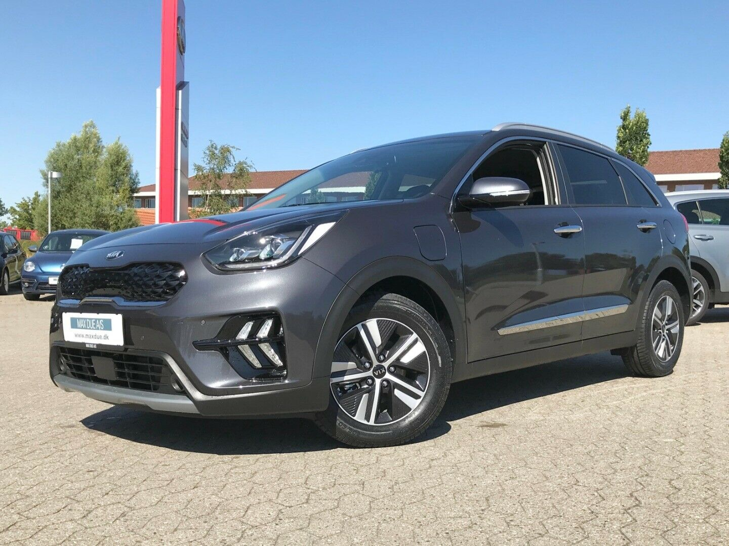 Kia Niro 1,6 PHEV Advance DCT 5d