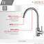 thumbnail 5 - Stainless Steel Kitchen Faucet