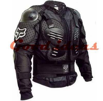 ARMOR Jacket Guard Bike & Motocross Gear black Size M-XXXL
