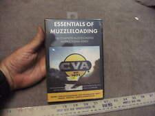 CVA Essentials of Muzzleloading Instructional DVD MC4017