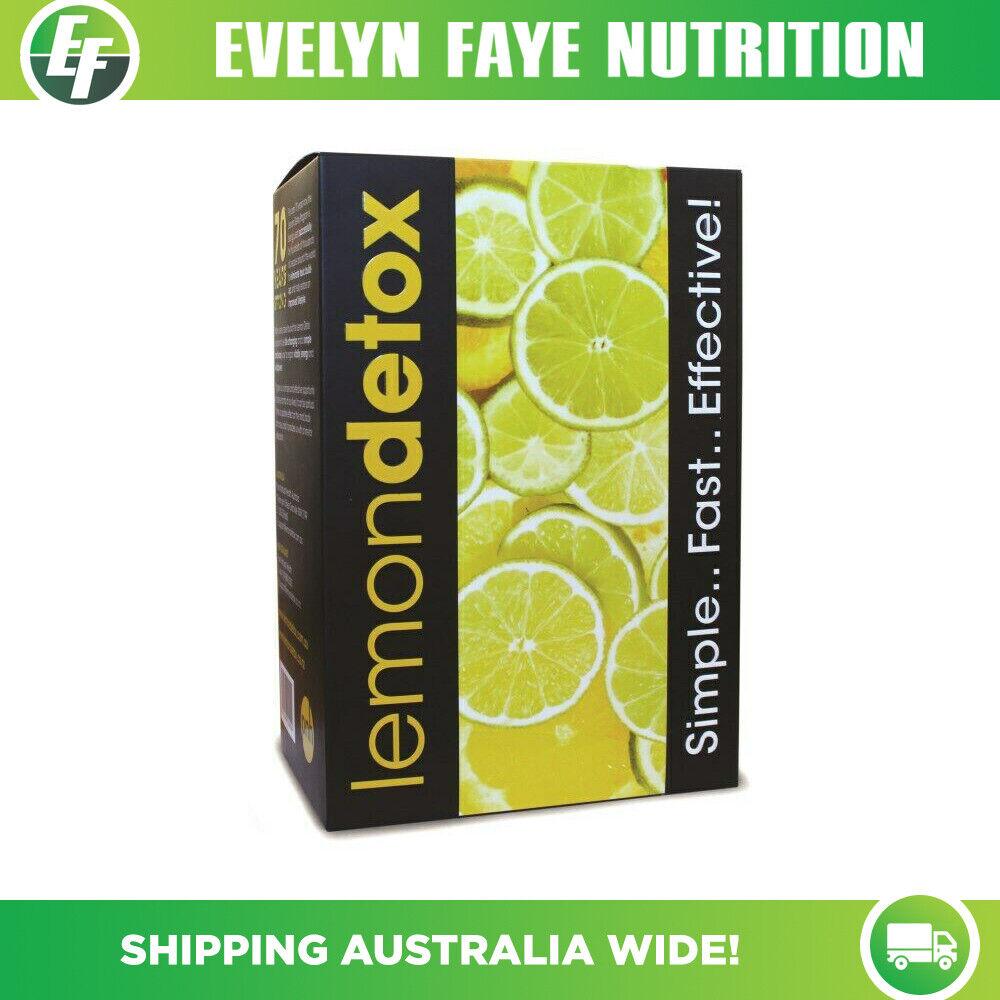 14 day lemon detox diet