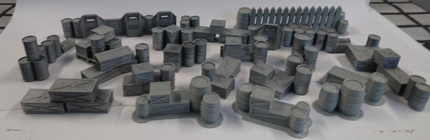 Scenery, Scatter Terrain Pieces, 40K, Infinity, Warhammer,