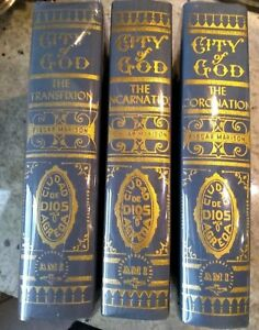 City-of-God-The-Devine-History-amp-Life-of-the-Virgin-Mother-of-God-3-Volumes