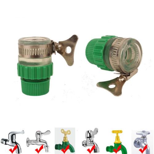 Universal Joint Water Gun Quick Pipe Connector Hose Washing Machine Car Wash Tap