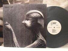 SHUT UP - HELL IN A HANDBASKET LP 1st USA PRESSING 1986 BRASCH MUSIC BR101