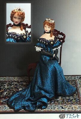 1:12 Visual Dollhouse Doll Dressing Made Easy~By Dana ~ TISA Tutorial~PDF