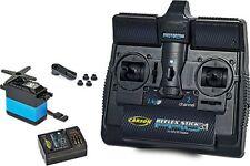Carson 707131 Reflex Stick 2ch Radio for Tamiya Kits (Replaces Acoms & 707122)