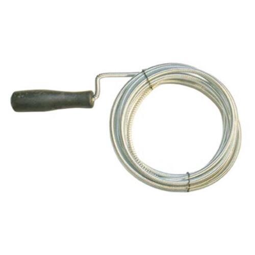 3 m Rohrreinigungsspirale Rohrreinigungswelle Rohrreiniger Abfluss