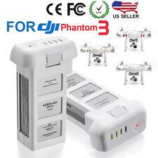 Genuine DJI Phantom 3 Intelligent Flight Battery Lipo - 4480mah 15.2v
