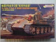 Dragon 9045 Pz.Kpfw. V Ausf. G Night Fighting Panther 1:35 Neu, nicht eingetütet