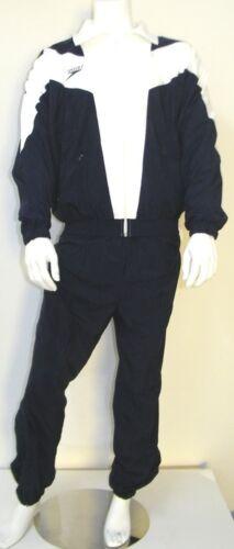Jogging Suit Tracksuit SPEEDO Mens XL 58 White and Navy Frankfurt