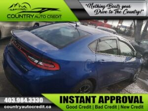 2013 Dodge Dart Rallye   Everyone Approved   Inhouse Available