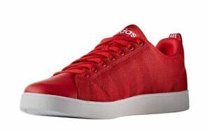 Details zu adidas NEO VS Advantage CL Sneakers Low, rot Gr. 44 (UK 9.5, US 10) neu
