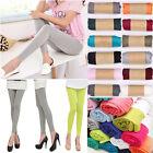 Fashion Women's Sexy Stretchy Skinny Cotton High Waist Leggings Pants Jeggings