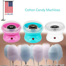 Cotton Candy Machine Sugar Floss Maker Household Diy Sweet Device Electric New