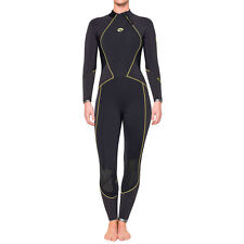 Bare Evoke 5mm Women's Full Wetsuit Black Size 6