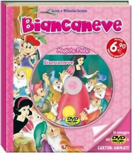 Libri-Magiche-Fiabe-Biancaneve-Libro-Dvd