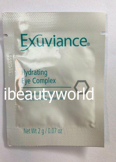 10 x Complexe hydratant pour les yeux Exuviance, échantillon 2g