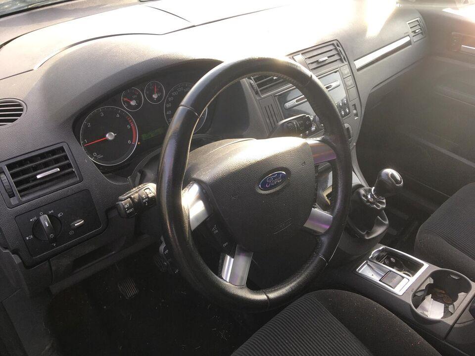 Ford, Focus C-MAX, 2,0 TDCi Ghia Van