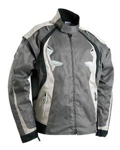 Veste-jacket-moto-cross-enduro-quad-TRAP-GRIS-Taille-M-Streetmotorbike