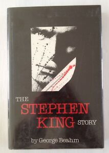 The-Stephen-King-Story-George-Beahm-Limited-Edition-Hardcover-Signed