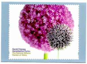 GB POSTCARDS PHQ CARDS MINT 1999/2000 BOTANIC GARDEN OF WALES LABEL D18