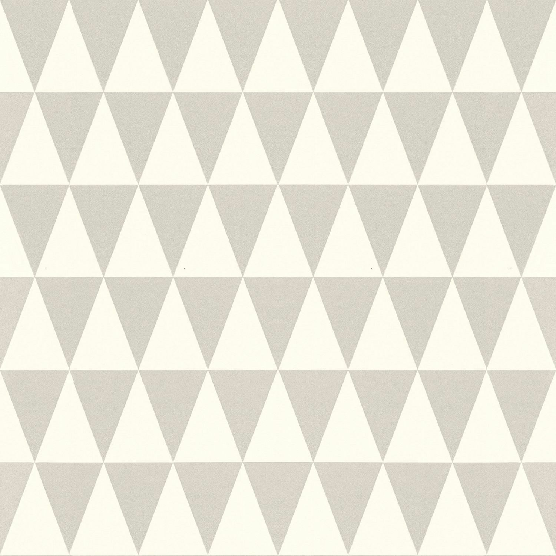 Rapidement Rapidement Rapidement papier peint Little KIK 128842 sous forme graphique Triangle Toile Enfants Chambre Enfants a3cdbf