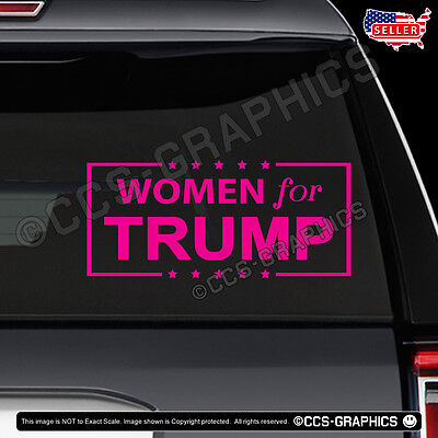 NOPE Vinyl Decal Wall Laptop Bumper Sticker 5 Donald Trump
