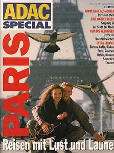 ADAC-Special-Heft-1-1991-Paris-Frankreich-Reisen-mit-Lust-1-ADAC-Special-Heft