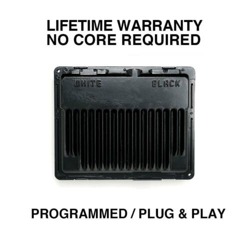 Engine Computer Programmed Plug/&Play 1999 Chevy S10 16263494 4.3L ECM PCM