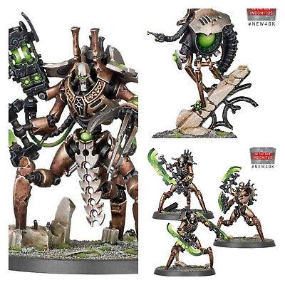 Dispatch Warhammer 40k Indomitus 10X Necron Warriors BNOS NOW DISPATCHING