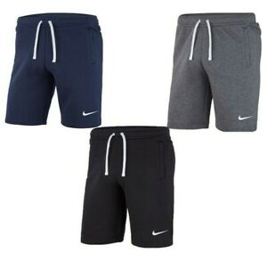 Nike-Garcons-Short-Club-19-Kids-Sports-Running-polaire-courte-en-coton-poches-Taille