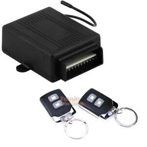Universal-Car-Remote-Control-Central-Kit-Door-Lock-Locking-Keyless-Entry-System